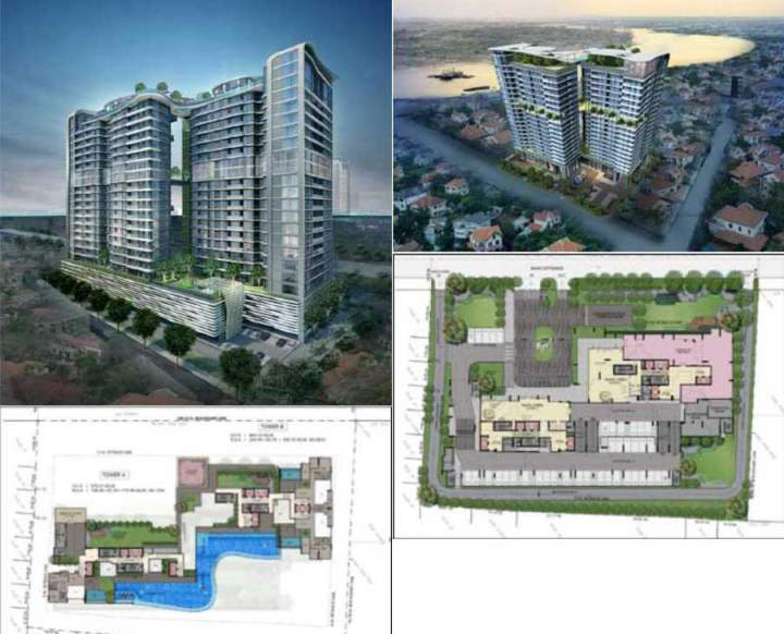 D Edge Apartment complex Thao Dien Capitaland