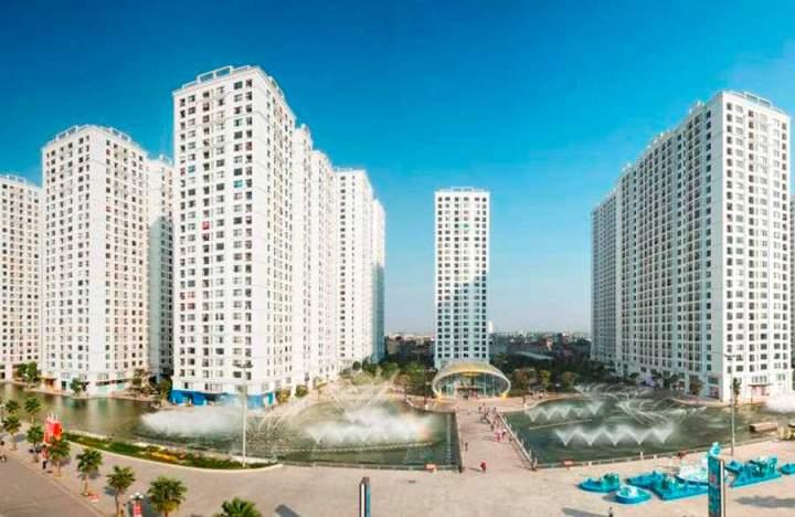 Apartment market in Vietnam