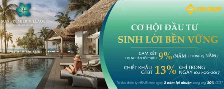 Sun Premier Village Kem Beach Resort Phu Quoc