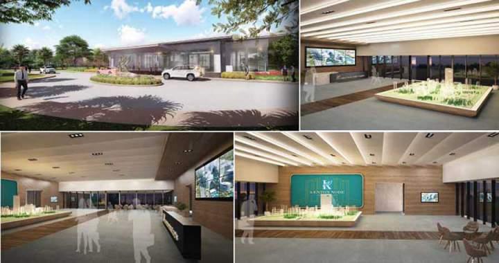 Kenton Node hotel complex