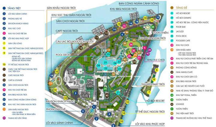 Diamond Island Project