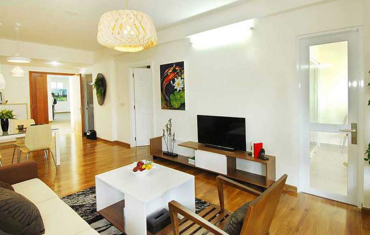 Flora Anh Dao Apartment