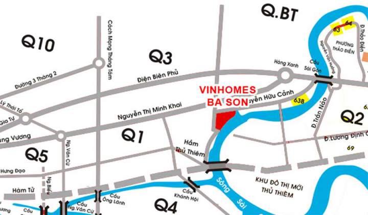 Vinhomes Ba Son apartment