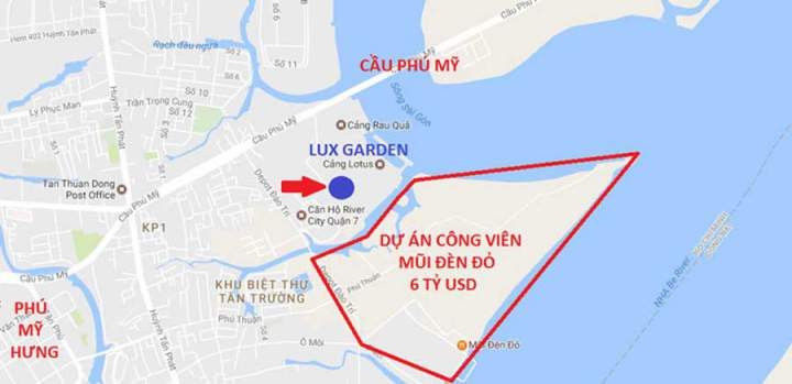 Lux Garden Project in District 7