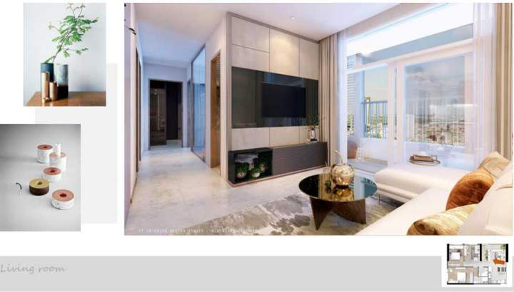Charmington Iris - the most luxury and modern apartment in Vietnam