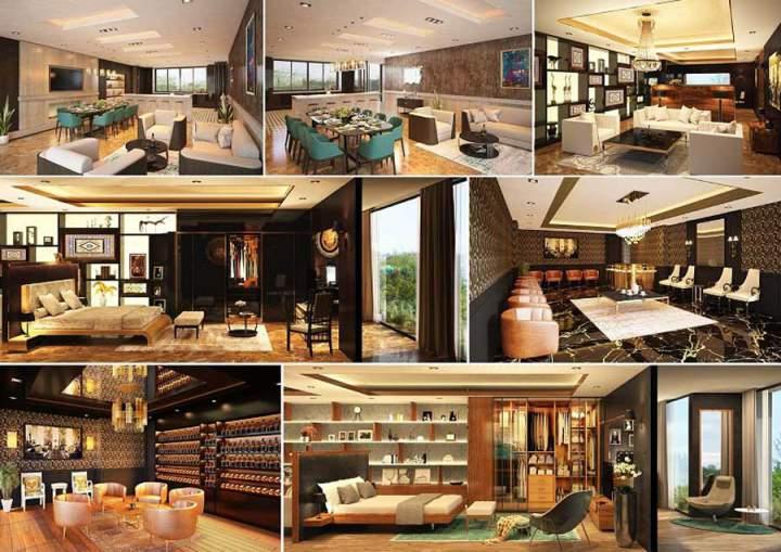 Sky Villa Evergreen