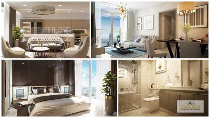 Luxury 6 apartment