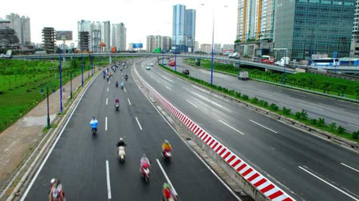 Saigon East area