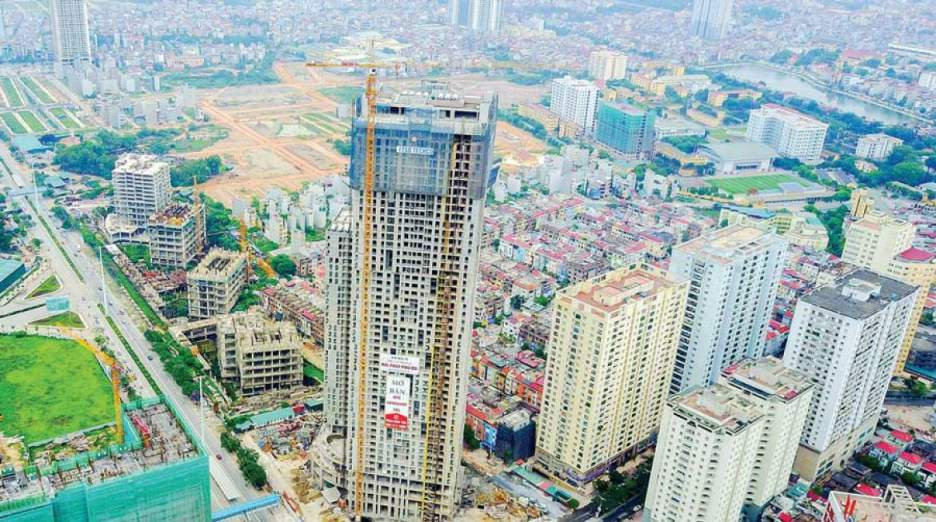 Regeneration of real estate projects