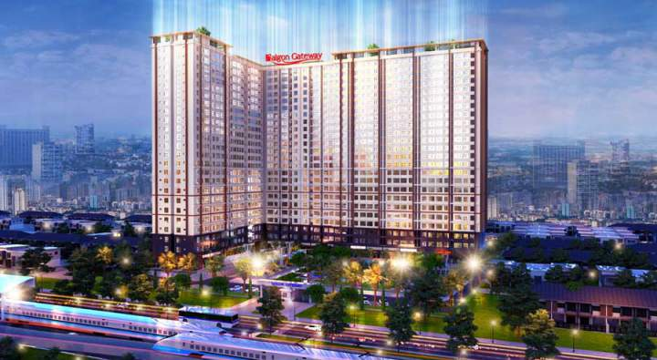 Saigon Gateway project