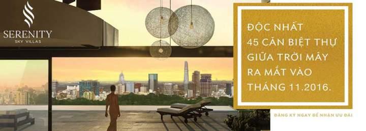 Serenity Sky Villas SonKimLand Project