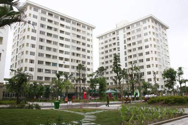 Apartment social housing