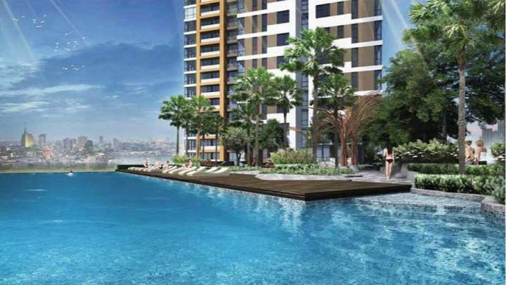 swimming pool Gem Riverside