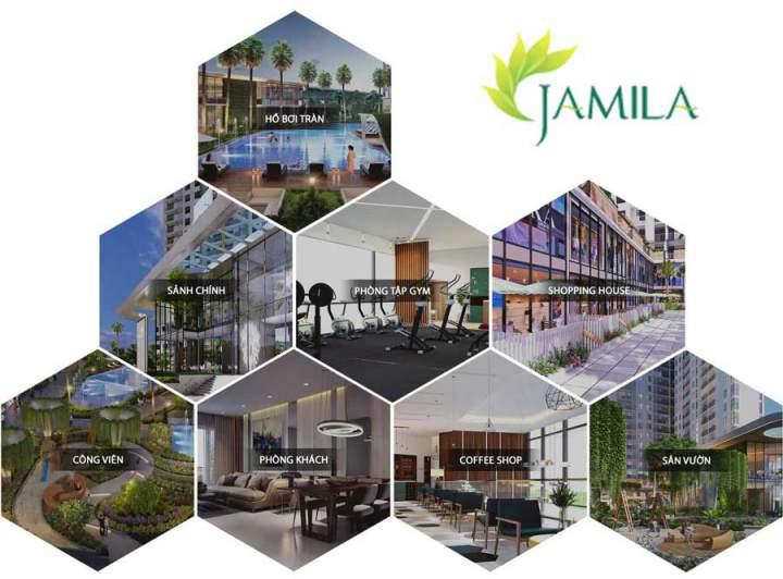 Jamila District 9