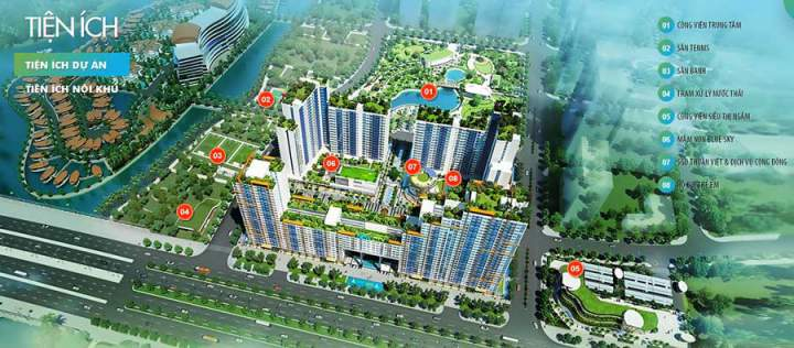 New City Thuan Viet Project
