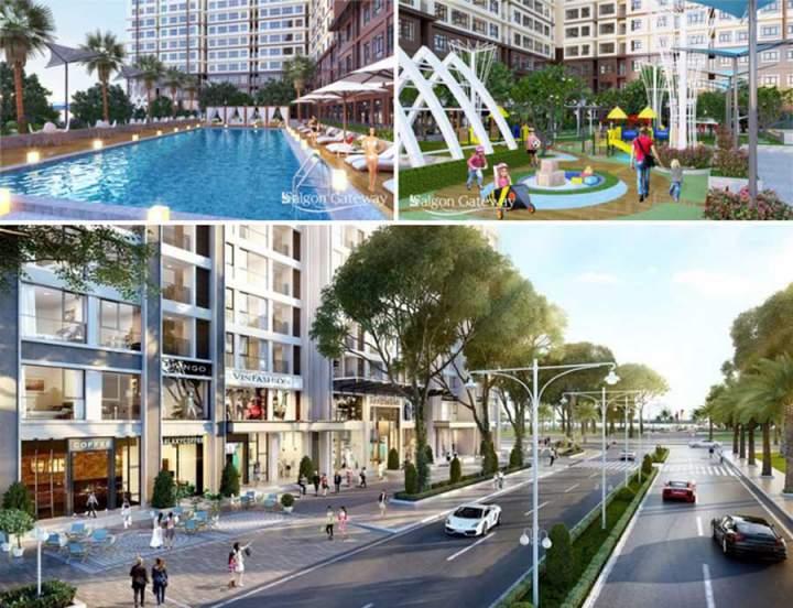 Saigon Gateway Apartment Project