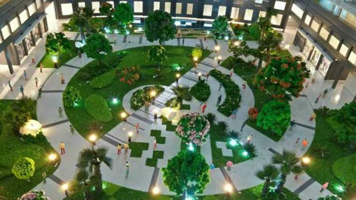 Victoria village project