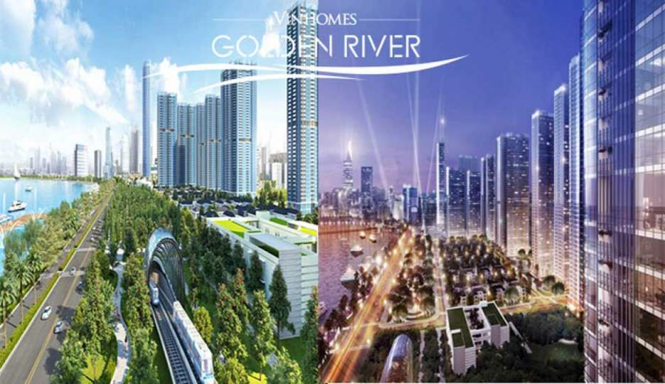 Vinhomes Golden River apartment