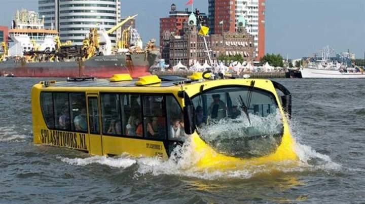 waterway bus