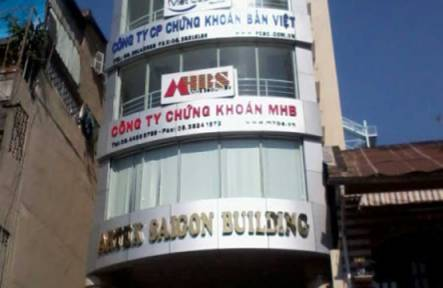 ARTEX SAIGON BUILDING FOR LEASE IN DISTRICT 1