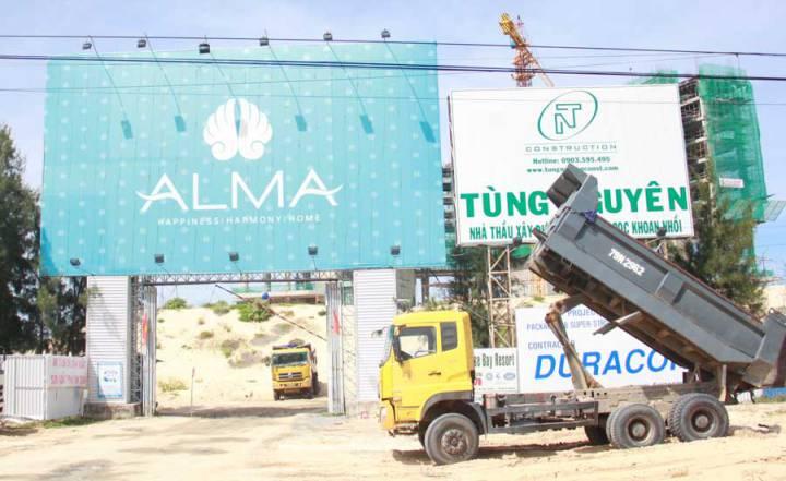 investor of Alama project