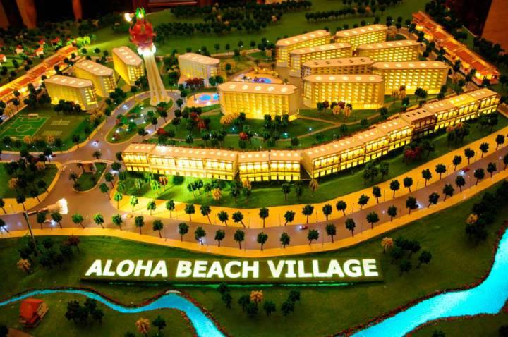 Aloha Beach Village project