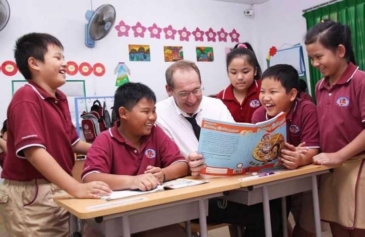 International school in Binh Thanh
