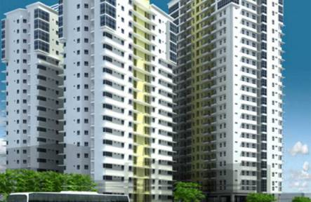 AN PHU APARTMENT FOR RENT IN DISTRICT 6