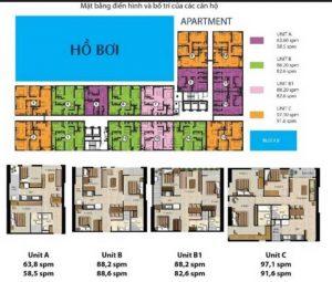 Centana Thu Thiem apartment
