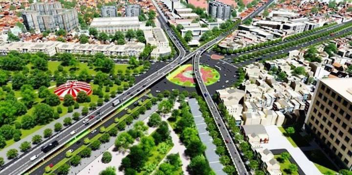Thu Thiem Bridge 3 and bridge N