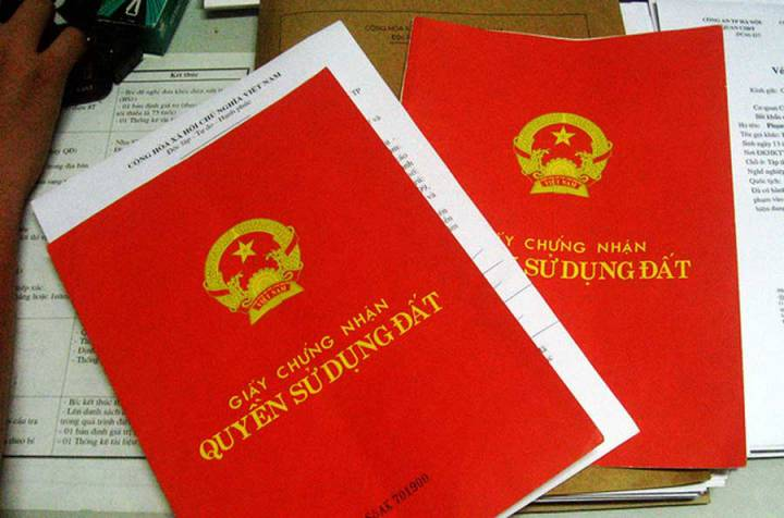 make red book for apartment