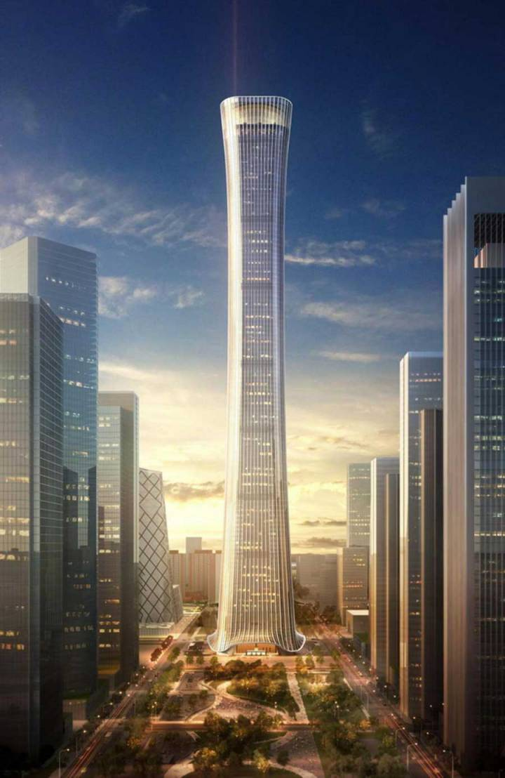 10 tallest towers in the world