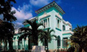 Impressive architecture in Cuba