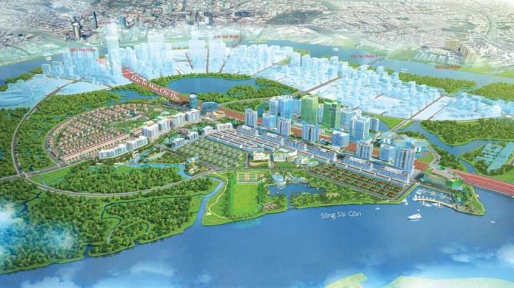 Dai Quang Minh Sala project