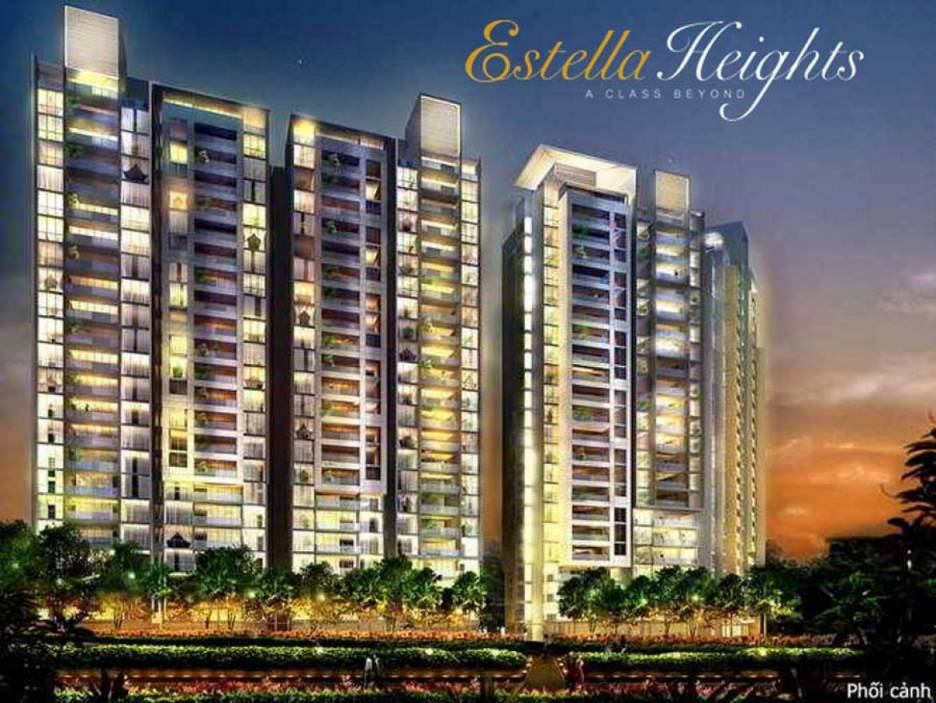 Estella Heights project