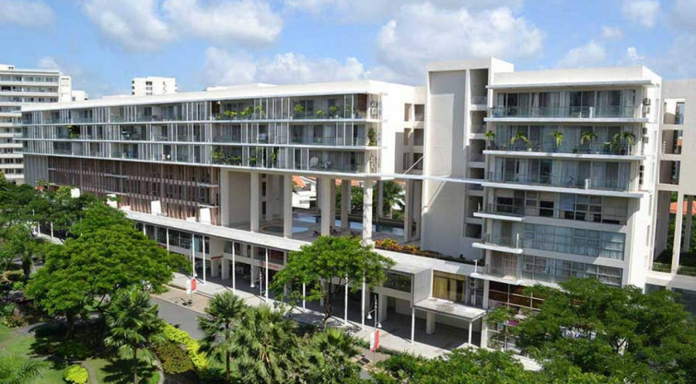 Garden Court Ii Apartment For Rent In District 7 Hcmc