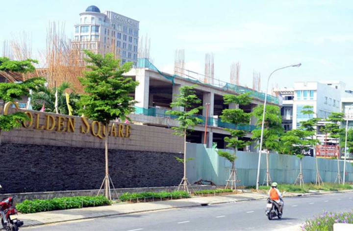Golden Square Da Nang project