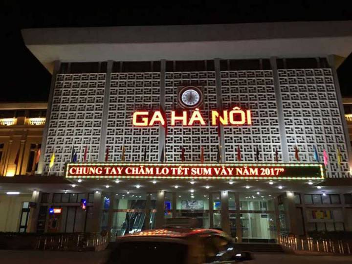 Ha Noi station