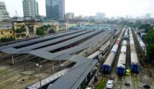 Ha Noi station