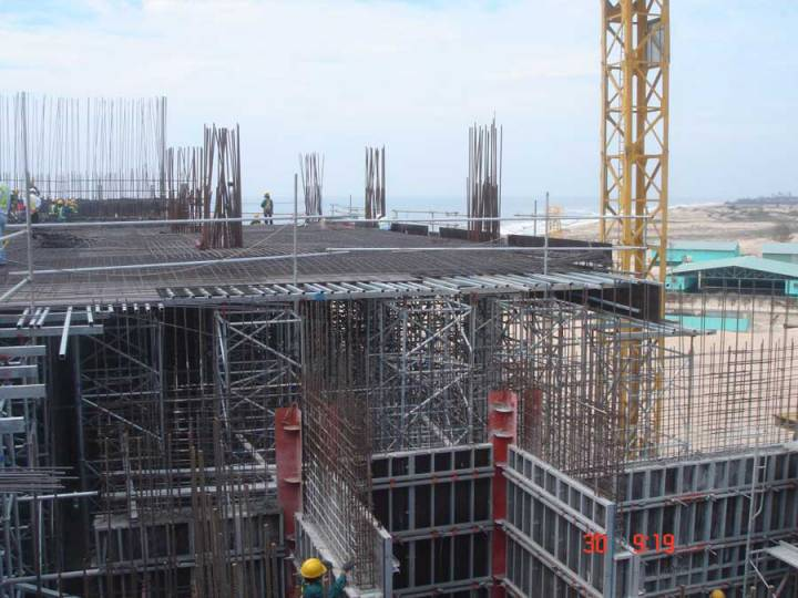 Inspection and inspection in the construction industry