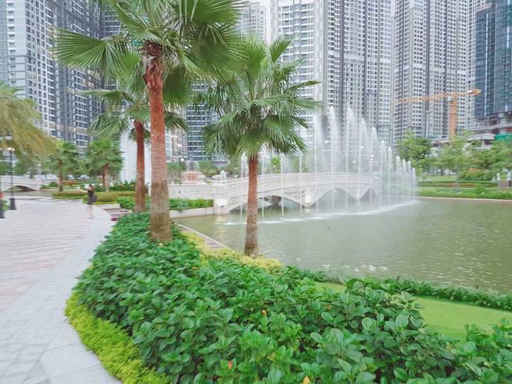 Vinhomes Central Park Project