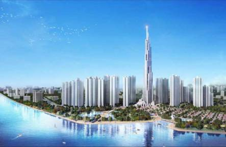 LANDMARK 81 APARTMENT FOR RENT IN BINH THANH DISTRICT
