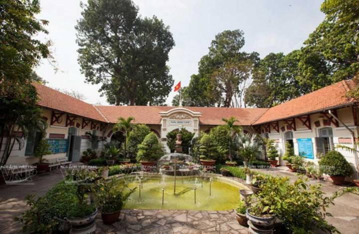 The oldest school in Vietnam