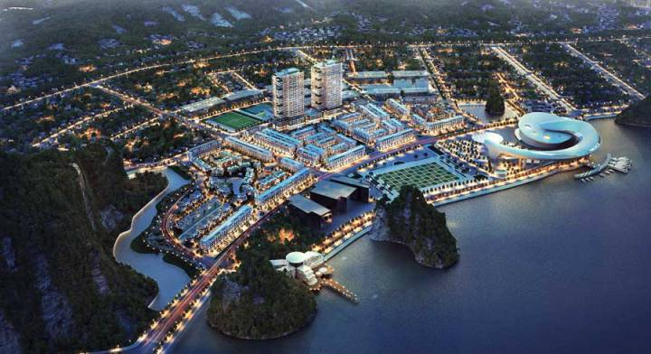 Mon Bay Ha Long project