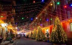 Place to go Christmas