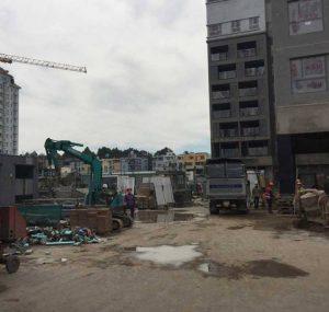 Progress of Novaland projects