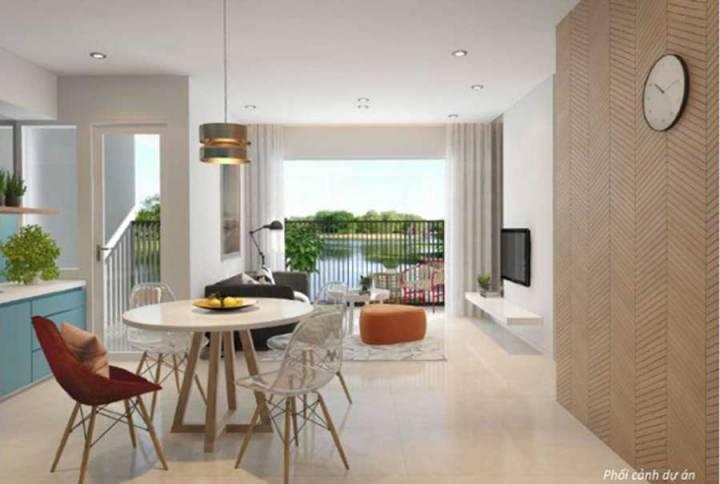 Palm City apartment