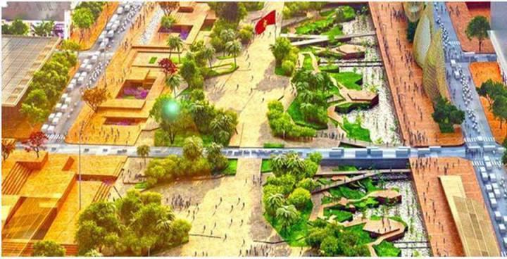 Empirre City Thu Thiem Project