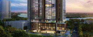 Q2 Thao Dien apartment