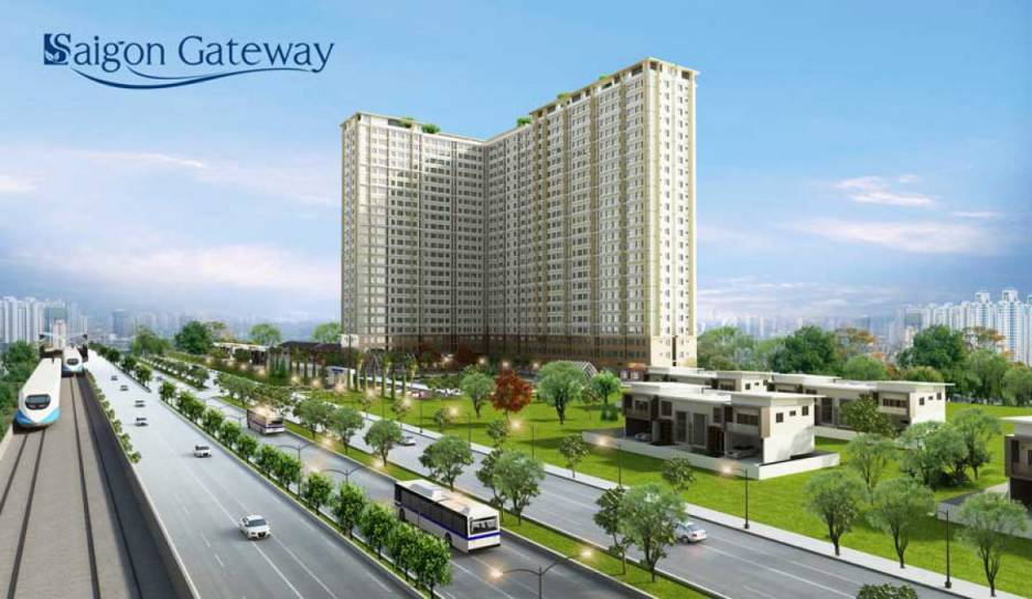 Saigon Gateway apartment